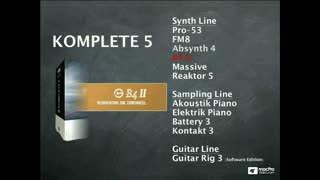 16. Introduction to B4 II