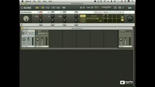 97. EXERCISE: Using KONTAKT as a MIDI Effect