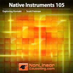 Native Instruments 105 Exploring Kontakt 4 Product Image