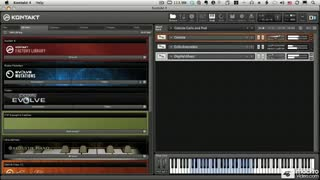 2. An Overview of Kontakt