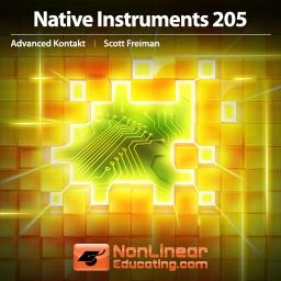 Native Instruments 205 Advanced Kontakt Product Image