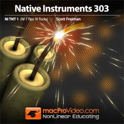 Native Instruments 303 NI Komplete TNT 1 Tips and Tricks Product Image