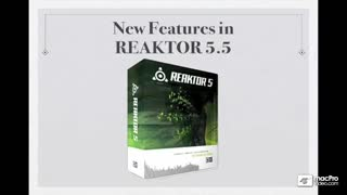 20. New Features in REAKTOR 5.5