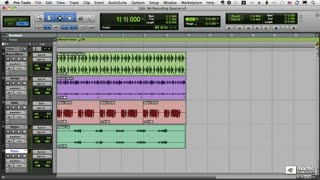 16. Destructive Recording