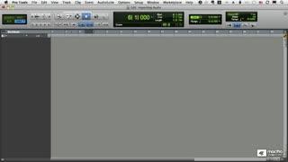 26. Importing Audio