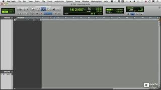 27. Import Audio Dialog