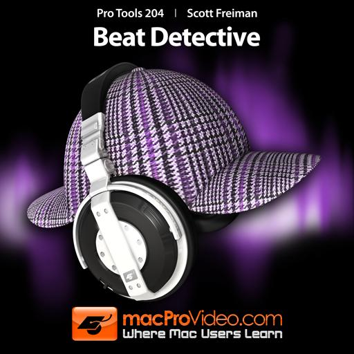 Pro Tools 204: Beat Detective