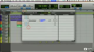 36. Adding a Bass Drum Track - Part 1