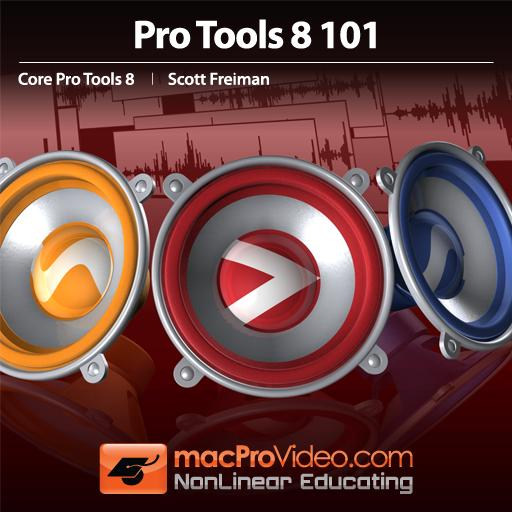 Pro Tools 8 101: Core Pro Tools 8