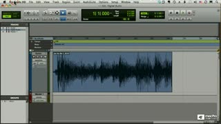 10. A Quick Look at Digital Audio