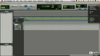 15. Recording a Track