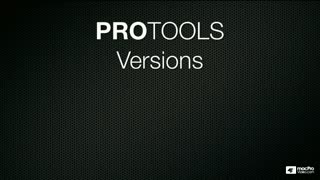 Pro Tools 8 101: Core Pro Tools 8 - Preview Video