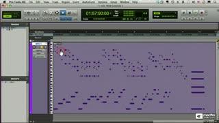40. MIDI in Pro Tools