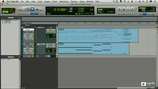 46. Recording with MIDI Merge