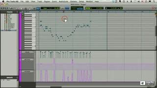 62. Editing MIDI Notes