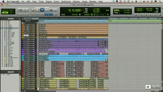 66. The Pro Tools Mixer
