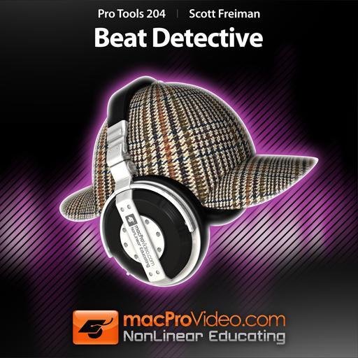 Pro Tools 204: Beat Detective