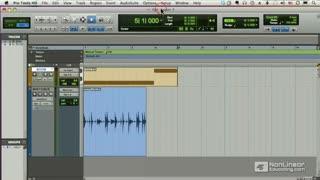 11. Aligning Audio to the Beat I