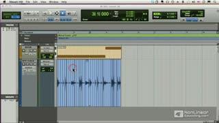 12. Aligning Audio to the Beat II