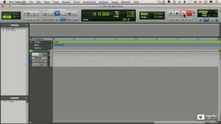 17. Recording a Track