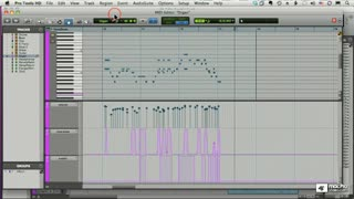 67. Editing MIDI Automation