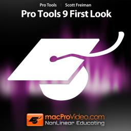 Pro Tools 100 What's New In Pro Tools 9 Product Image