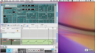 28. Recording Parameter Automation