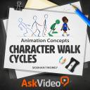 Animation Concepts 103 - Character Walk Cycles