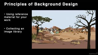 Animation Concepts 201: Principles of Background Design - Preview Video