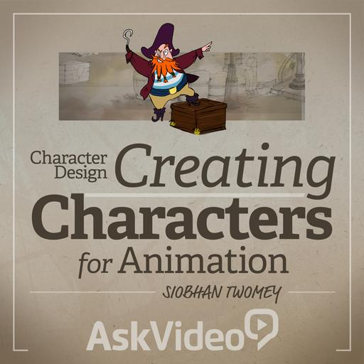 Character Design For Animation Course : Creating characters for animation character design