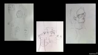 18. Contour Drawing from Life