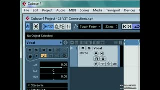 13. VST Connections