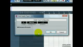 5. Track Presets