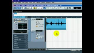 5. Audio Processing 1