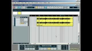 12. Audio Editing