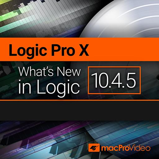 What's New in Logic 10 4 5