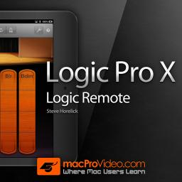Logic Pro X 106 Logic Remote Product Image