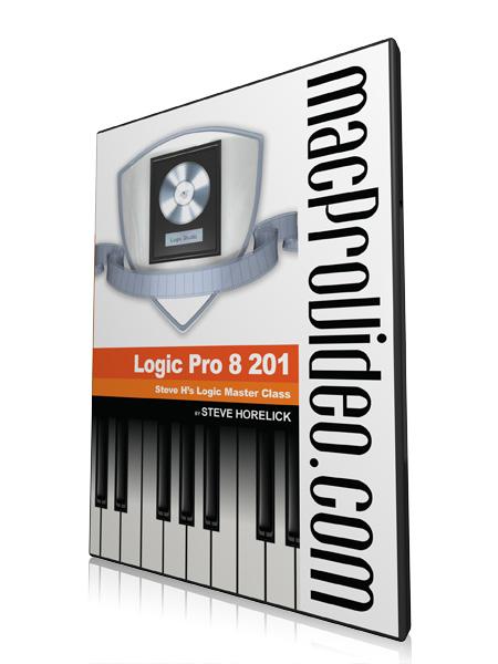 Logic 8 201: Steve H's Logic Master Class #1