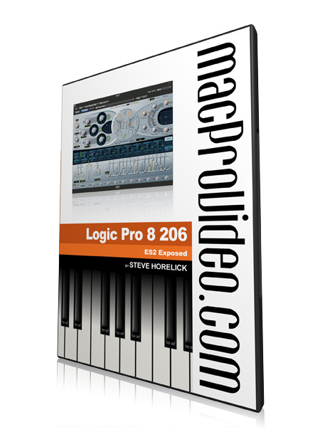 Logic 8 206 - ES2 Exposed