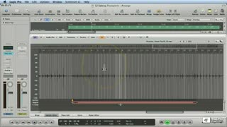 14. Soloing Transients in the Sample Editor
