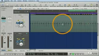 17. Quantizing Audio in Flex Mode