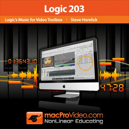 Logic 203: Logic's Music-for-Picture Toolbox