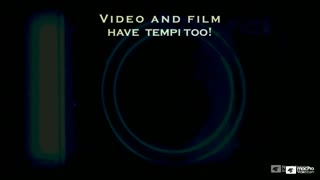 2. Defining Film and Video Tempo