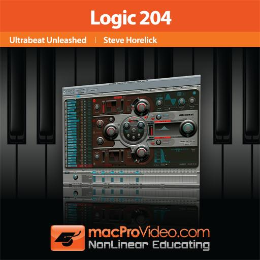 Logic 204: Ultrabeat Unleashed