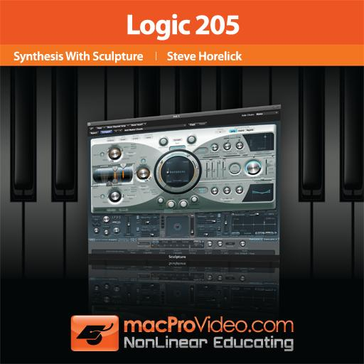 Logic 205: Synthesis With Sculpture