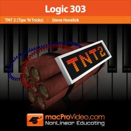 Logic 303 Logic TNT 2 Tips and Tricks Product Image
