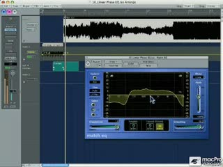 13: Match EQ Swapping the Source