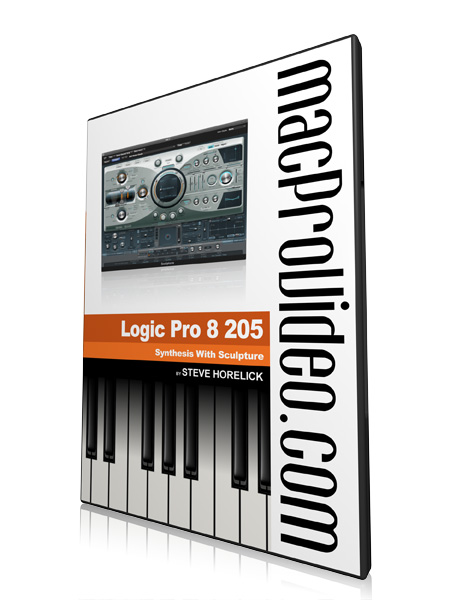 Logic 8 205 - Synthesis With Sculpture