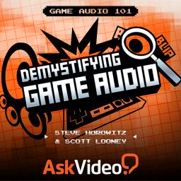 Game Audio 101Demystifying Game Audio Product Image