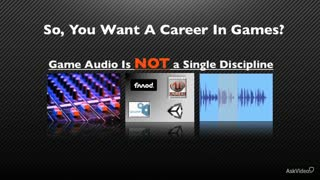 2. Careers In Game Audio?